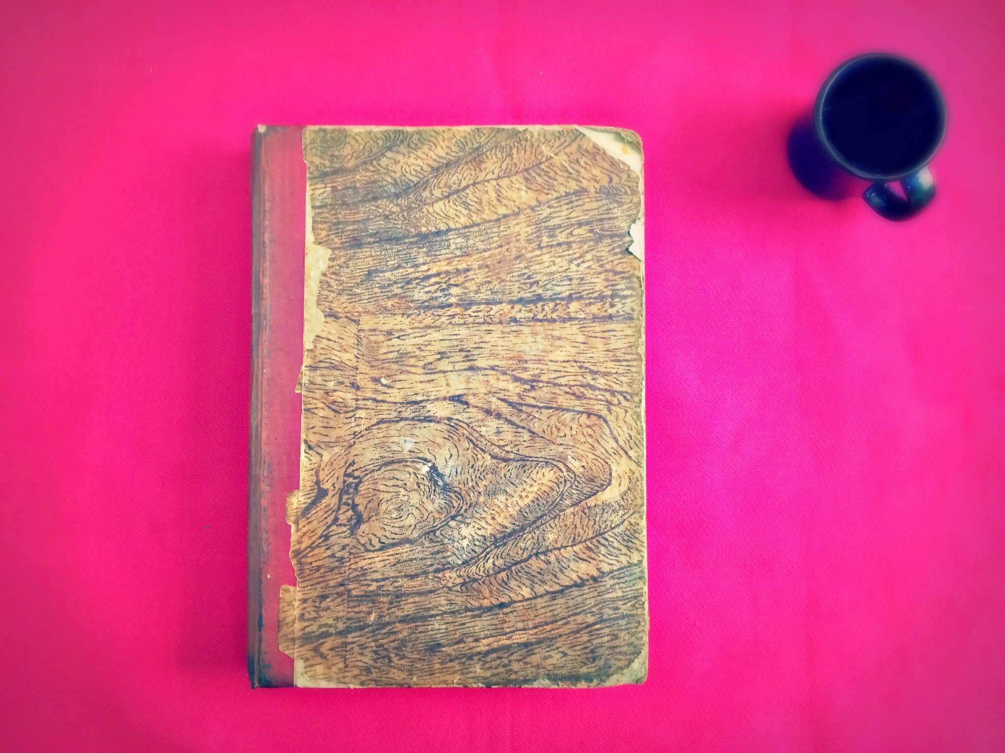 O caderno de receitas