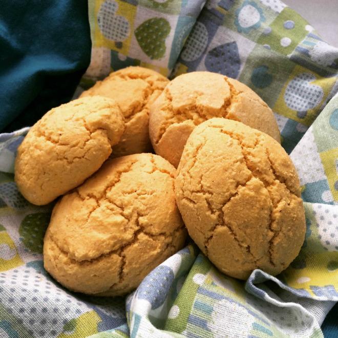Receita de pão caseiro de milho