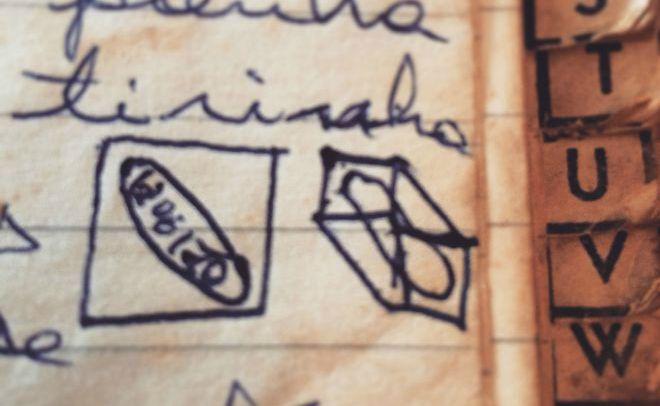Instruções para fazer dobradinho de queijo