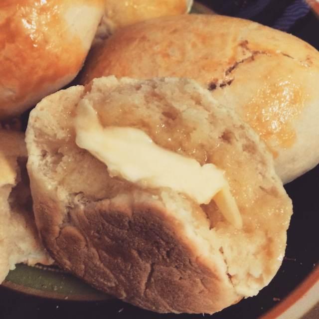 pãozinho para segunda-feira (O Caderno de Receitas)