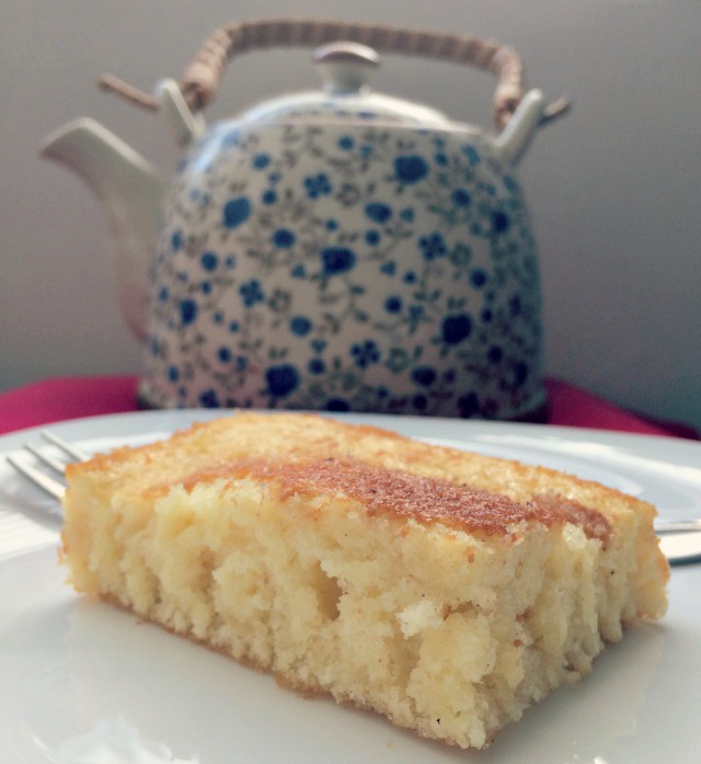 Nostalgia e açúcar: chá da tarde com bolo