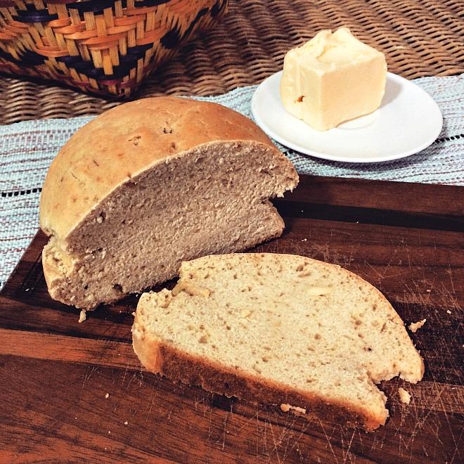 receita de pão rápido de de mandioquinha