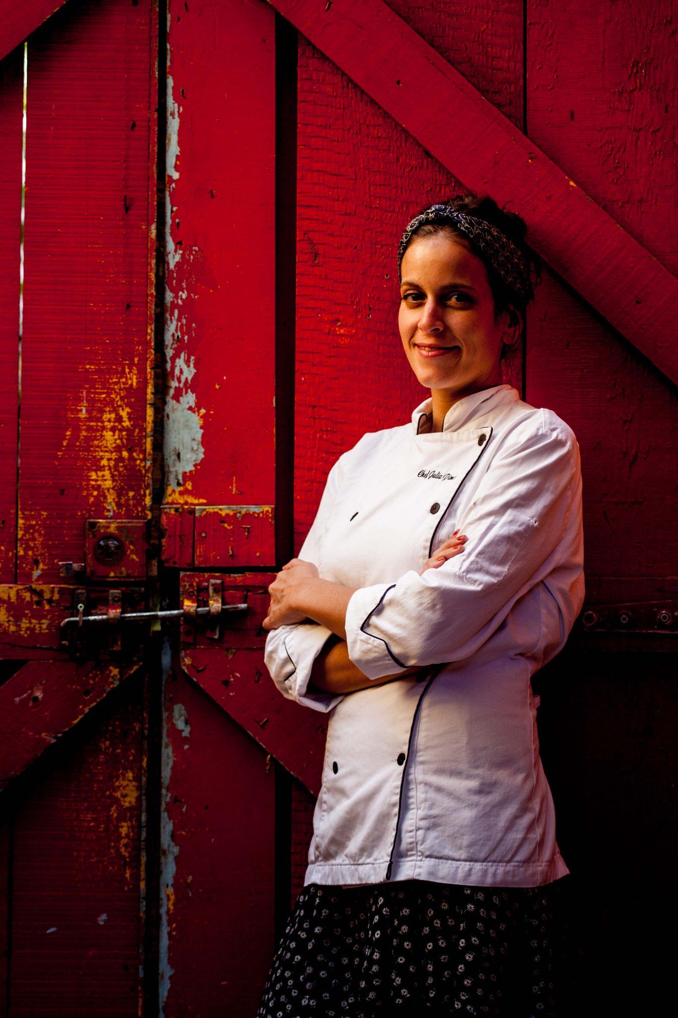A chef Julia Pimenta (foto: divulgação)