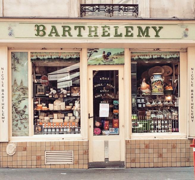 Barthelemy Fromagerie, de Paris (foto: O Caderno de Receitas)