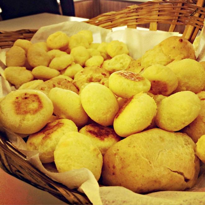 pães de queijo de Rogerio Shimura