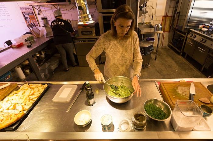 Projeto Mesa da Vó - Maria Alessandra. Foto: Potyra Tamoyos / The Soul Kitchen Project