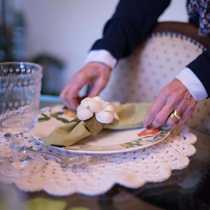Projeto Mesa da Vó - a mesa de Maria Alessandra. Foto: Potyra Tamoyos / The Soul Kitchen Project