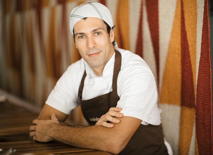 O chef Rodrigo Oliveira, do Mocotó (foto: divulgação)