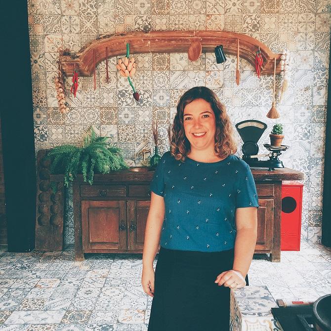 Laura Teixeira Lombardi, da pousada Armazém 26, de Tiradentes