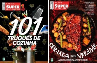 Dossiês Superinteressante 101 Truques de Cozinha e Comida de Verdade