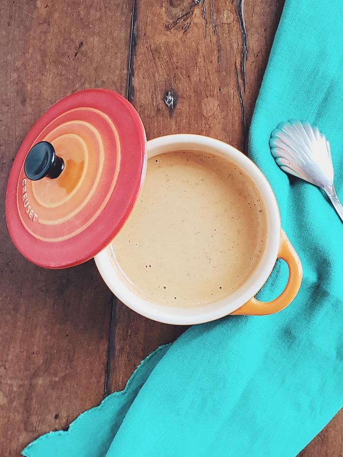 molho de alho e pimentão - O Caderno de Receitas