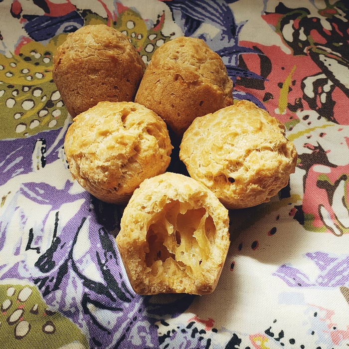 Pão de queijo de forminha (O Caderno de Receitas)